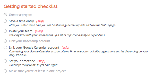 getting_started_checklist